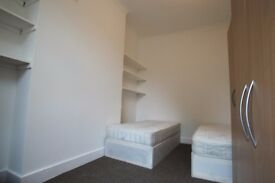 OK. amazing TWIN ROOM ALL INCLUDED* ONLY 1 week deposit