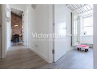 STUNNING ONE OF A KIND 2 BEDROOM APARTMENT WAREHOUSE CONVERSION LIMEHOUSE CANARY WHARF