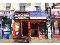 Retail premises to let in East Ham - Barking Road £350PCM E6 3BA