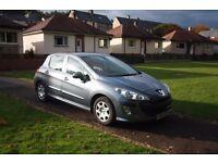 Peugeot 308 1.6Hdi £3500 10 plate 2010 MOT May17 FSH £30 Tax Very economical