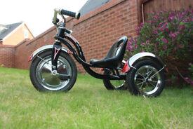 """Schwinn Kids Children Roadster Trike 12"""" Inch Wheels Steel Frame Retro Style"""