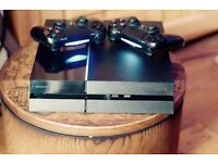 PS4 500gb BIG BUNDLE- 2x SONY Controllers - 11x TOP Games (can deliver)