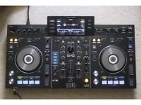 Pioneer XDJ-RX as new, 3 years warranty, with all original packaging intact