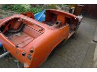 Midget restoration project or for spares