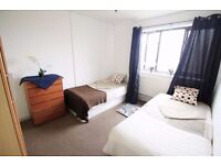 TWIN ROOM IN A GREAT AND TRANQUIL ZONE IN HOLLOWAY! ALL BILLS INCLUDED! VERY NICE PRICE! (96D)