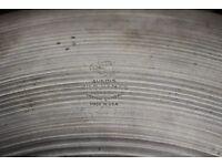 "Avedis Zildjian 22"" Ride - Heavy - '70s - USA - Vintage"