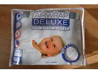 AIRWRAP DELUX - Cot Bed Bumper
