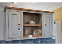 Fired Earth Ex-Display Kitchen Clearance - Bastide Kitchen Wall Unit