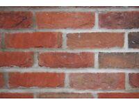 New Bellbrook Red Multifacing Bricks