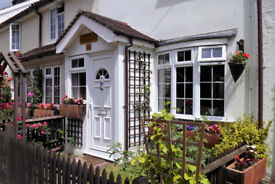 Cottage to rent, Epsom. Immediate availability, attractive & convenient location