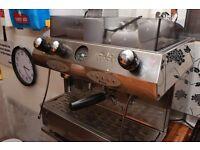 Fracino Coffee Machine with Coffee Grinder