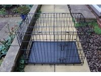 Petface SML Wire Dog Crate