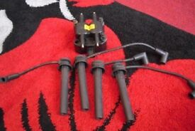 BMW MINI IGNITION COIL PACK AND LEADS