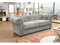 **IMPERIAL CHESTERFIELD SOFAS: CORNERS, 3+2 SETS, ARM CHAIRS, SOFA BEDS** FREE DELIVERY**