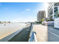 NEW ONE BEDROOM APARTMENT WITH BALCONY &CONCIERGE IN BIRING HOUSE, ROYAL ARSENAL RIVERSIDE, WOOLWICH