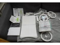 Wii Bundle with Loads of Stuff!