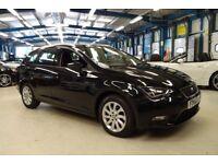 SEAT Leon TDI SE TECHNOLOGY (brilliant black) 2014