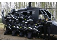 *****Paintballing tickets avaialble for a discounted rate******