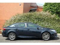 Toyota Avensis D-4D BUSINESS EDITION (grey) 2015-09-15