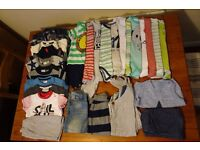 Baby boy clothes 6 - 9months
