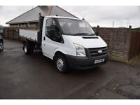 FORD TRANSIT TIPPER T 350
