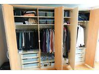 Ikea Askedal Wardrobe