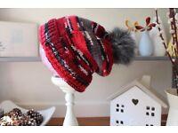 Handmade Wooly Hats