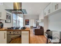 SW17 0HN - FOUNTAIN ROAD - A STUNNING 3 BED FLAT WITH PRIVATE GARDEN & ON STREET PARKING