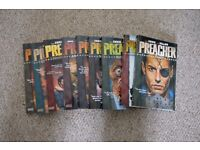 Preacher Graphic Novel Volumes 1-9 Complete Collection