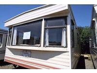 Static Caravan for Sale- Cosalt Coaster- 26x12 - 2 bedrooms!!