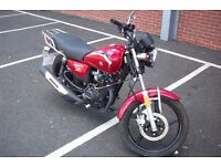 Honley HD3 125cc commuter learner legal 2014 64 reg immaculate bike NO OFFERS