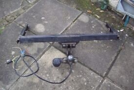 Complete towbar for Ford Focus