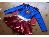 Superwoman outfit-size 10-12