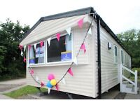NEW Willerby Mistral 2017, 2 Bedroom, Perfect Starter Caravan, Quiet Holiday Park