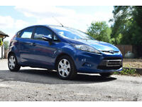 FORD FIESTA 1.4TDCI STYLE+5dr £20 tax yearly