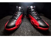 New Air Jordan 12 Flu Game UK8.5