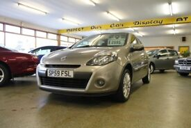 Renault Clio Dynamique 1.2 16v 5 door hatch