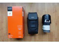 Sony 70-200mm f2.8 G SSM SAL-70200G