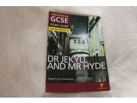 Dr Jekyll and Mr Hyde revision book