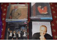 OVER 50 CD A MIXED LOT £50 CASH [SELL AS ALOT]