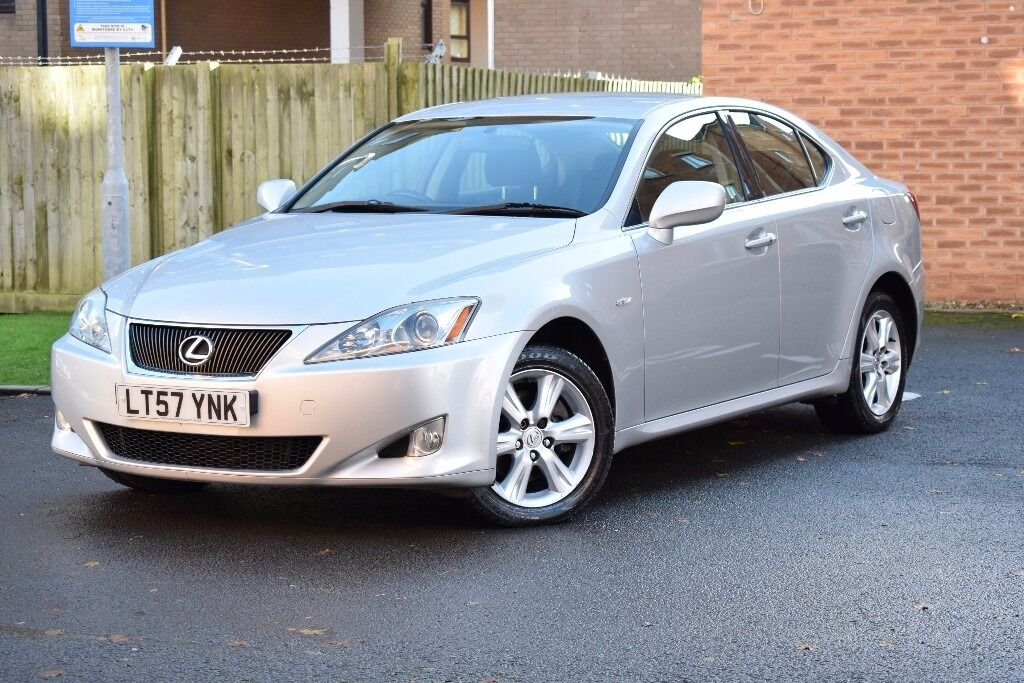 2007 LEXUS IS220D 2.2 DIESEL*3 MONTHS WARRANTY*KEYLESS OPEN & START*CRUISE*HIGH SPEC*IS 220D