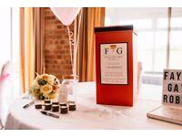 Wedding Decorations - Postbox, Frame