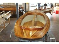 Sailing Boat - 21ft South Bay Catboat with trailer. New Build. Project.