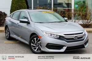 2016 Honda Civic *Apple Carplay * Bas kilométrage!!*