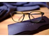 Oliver Peoples Fairmont OV5219 1318 Matte Moss Tortoise Optical Frame 45mm