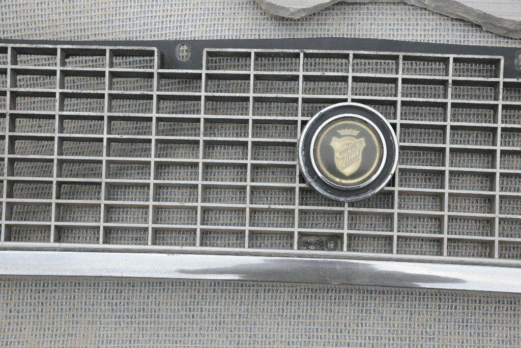 FORD Granada MK1 GHIA grill. 1972--1976