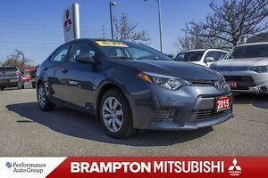 2015 Toyota Corolla LE|BLUETOOTH|REAR CAM|HTD SEATS