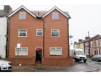 95a Townsend Lane, Anfield. 2 bed ground floor flat with GCH. LHA applicants welcome. No app fees.