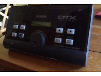 DTX 500 - trigger module, drum pads + cables