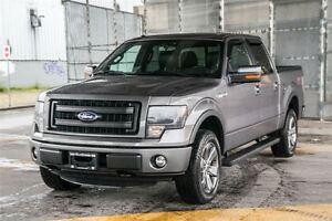 2014 Ford F-150 FX4 Full Load